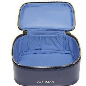 Joy & Iman Jewelry - JOY&IMAN 2-piece Tassel ChicLeather Travel Pouches